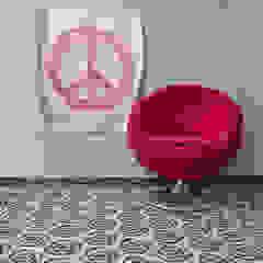 Modern Media Room by Mosaic del Sur Modern