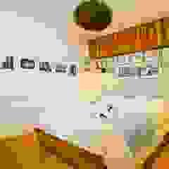 Industrial style bedroom by CASA CALDA Industrial