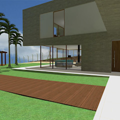 Modern Houses by grupo pr | arquitetura e design Modern