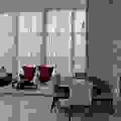 Libório Gândara Ateliê de Arquitetura Modern Dining Room