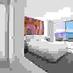 Dormitorios de estilo mediterráneo de ANTONIO HUERTA ARQUITECTOS Mediterráneo
