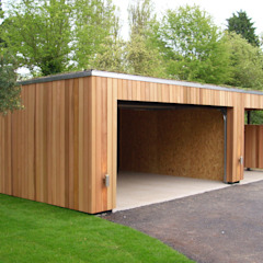 by ecospace españa Modern لکڑی Wood effect