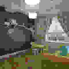 โดย Design interior OLGA MUDRYAKOVA สแกนดิเนเวียน