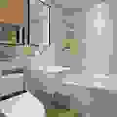 노은동 열매마을 9단지 115 M2 모던스타일 욕실 by 도노 디자인 스튜디오 모던