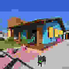 Tropische huizen van Arquitetando ideias Tropisch