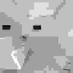 Casa Touguinhó II Casas de banho minimalistas por Raulino Silva Arquitecto Unip. Lda Minimalista