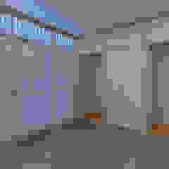 畳コーナー(仏間) ミニマルデザインの リビング の 家山真建築研究室 Makoto Ieyama Architect Office ミニマル