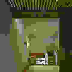 Salle multimédia originale par 浦瀬建築設計事務所 Éclectique