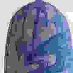 Bram van Leeuwenstein KitchenLighting Porcelain Blue