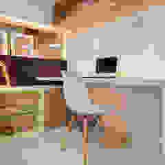 Dormitorios infantiles de estilo ecléctico de Casa2640 Ecléctico