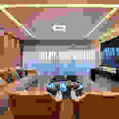 Livings de estilo ecléctico de Casa2640 Ecléctico