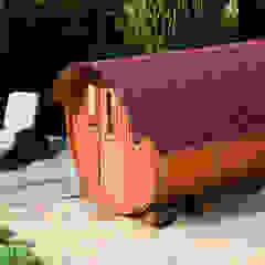 من Gartenhaus2000 GmbH إسكندينافي خشب Wood effect