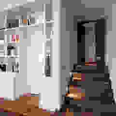 راهرو سبک کلاسیک، راهرو و پله من Melissa Giacchi Architetto d'Interni كلاسيكي