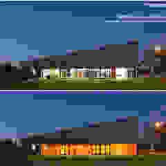Salas multimídia industriais por Paschetta&Cavallero Arquitectos Industrial