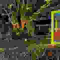 Centros de exposições rústicos por Marcos Assmar Arquitetura | Paisagismo Rústico