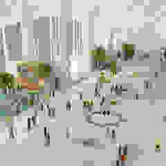 Ashgabat International Airport by Tekeli-Sisa Mimarlık Ortaklığı Asian