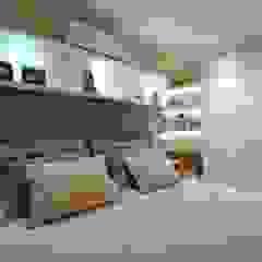 Kamar Tidur Modern Oleh MeyerCortez arquitetura & design Modern