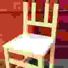 modern  by Marian de las Camelias, Modern Solid Wood Multicolored