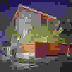 Vườn phong cách chiết trung bởi WA-SO design -有限会社 和想- Chiết trung
