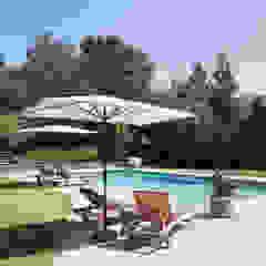 Casa em Sonoma, California Piscinas eclética por Antonio Martins Interior Design Inc Eclético