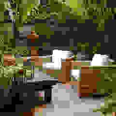 Hayes Street - Sao Francisco Jardins ecléticos por Antonio Martins Interior Design Inc Eclético