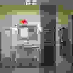 DECOZOOM INTERIOR DESIGN BathroomDecoration Wood White