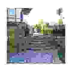 Kamień na schody i tarasy. Azjatycki balkon, taras i weranda od Kamienie Naturalne Chrobak Azjatycki