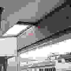 Cobertura Gávea Portas e janelas industriais por m.o.o.c. móveis objetos e outras coisas Industrial