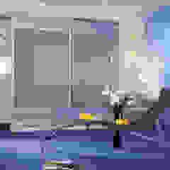 Moderner Multimedia-Raum von POL-BELL Modern