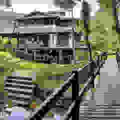 Egzotyczne domy od Mellani Fotografias Egzotyczny