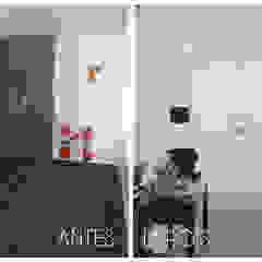 by É! Arquitetura e Design Minimalist MDF