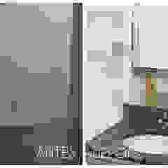 by É! Arquitetura e Design Minimalist Granite