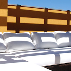 Inexistencia Lda Moderner Balkon, Veranda & Terrasse