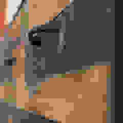 Casa Pollensa DB Puertas y ventanas de estilo moderno de ISLABAU constructora Moderno