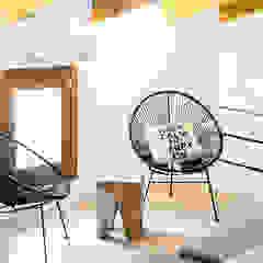 Casa Pollensa DB Dormitorios de estilo moderno de ISLABAU constructora Moderno