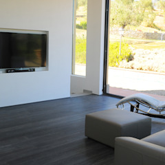 HAPPYLEGNO Modern Walls and Floors Wood