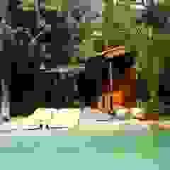 Quinta de Cadafaz Piscinas rústicas por Quinta de Cadafaz Rústico