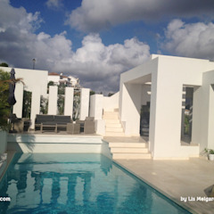 Lis Melgarejo Arquitectura Modern pool