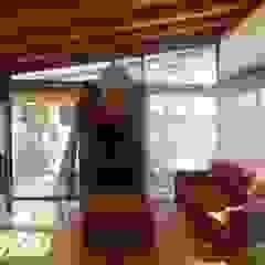 CASA AZZOTI Salones rurales de bioma arquitectos asociados Rural Piedra