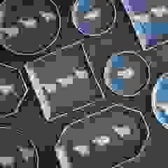苔色工房 Sala da pranzoStoviglie & Bicchieri Ceramiche