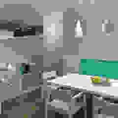 Modern Dining Room by ATHeliê Arquitetura Modern