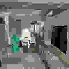 Modern Living Room by ATHeliê Arquitetura Modern