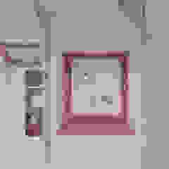 Студия авторского дизайна ASHE Home Kamar Mandi Gaya Eklektik