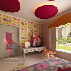 3D Power Visualization Pvt. Ltd. Nursery/kid's room