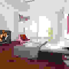 Modern style bedroom by Mauricio Morra Arquitectos Modern