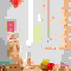 Indes Fuggerhaus Textil GmbH Windows & doors Curtains & drapes Textile Multicolored