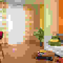 Indes Fuggerhaus Textil GmbH Windows & doors Curtains & drapes Textile Yellow