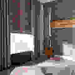 Indes Fuggerhaus Textil GmbH Windows & doors Curtains & drapes Textile Grey