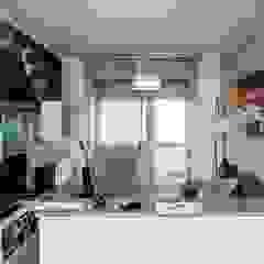 Salas modernas de ATELEON Moderno