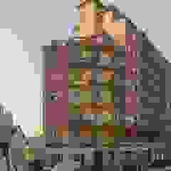 Casas modernas de ATELEON Moderno